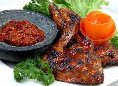 Resep Ayam Taliwang Khas Lombok - http://resepindonesia.net/resep-ayam-taliwang-khas-lombok/