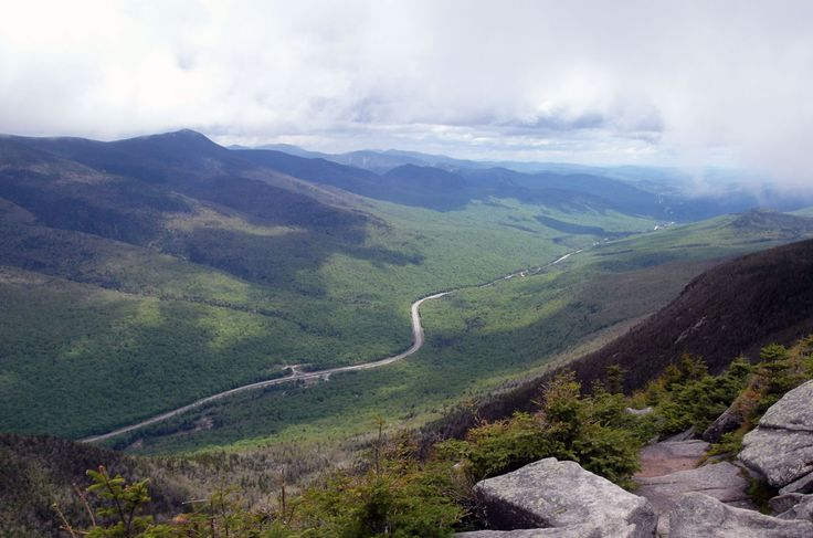 Cannon Mountain Aerial Tramway, Franconia New Hampshire