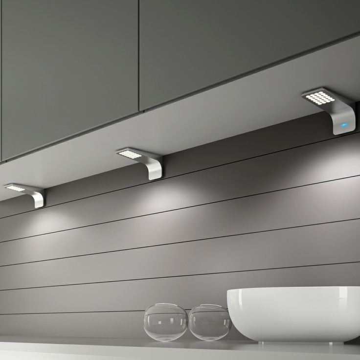 Stunning The Brilliant as well as Gorgeous Modular Led Under Cabinet Lighting regarding Comfortable