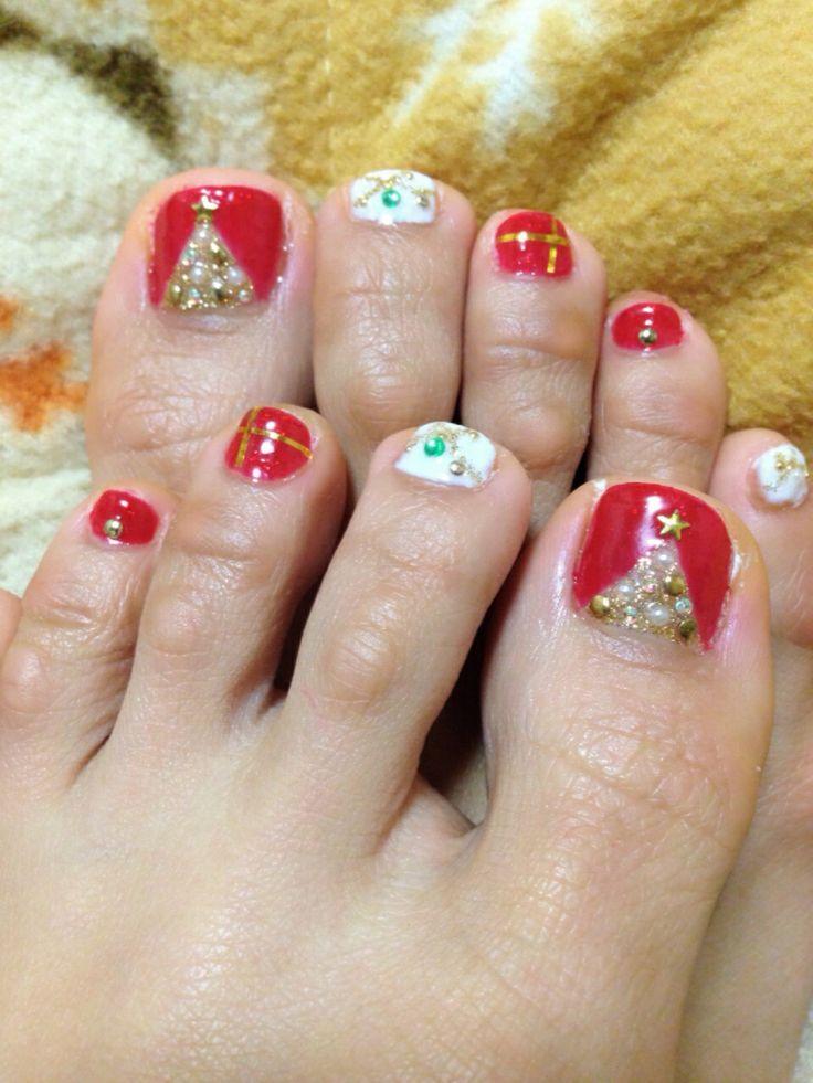 Christmas nail!