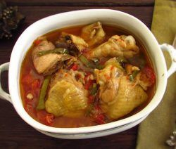 Image of Stewed chicken | Food From Portugal