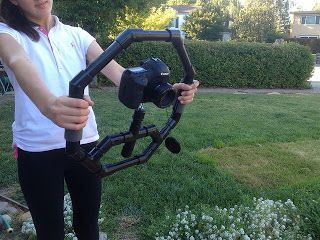 Moms Who Click| Sharing Photography Tips & Tricks: DIY Fig Rig: DSLR Video Stablizer