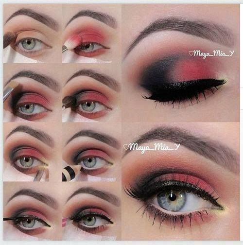 Maquillaje Ojos  M...