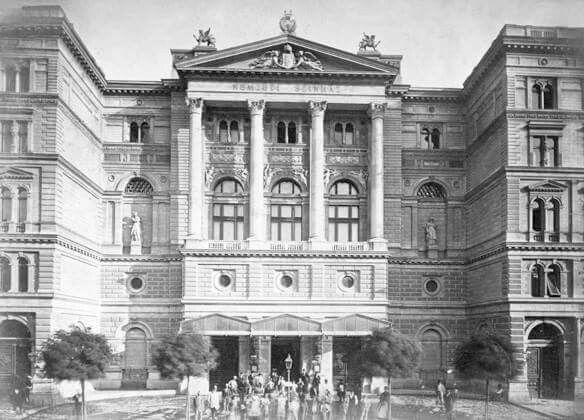 1890 Nemzeti Színhåz