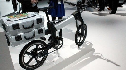 Ford used Mobile World Congress in Barcelona to unveil two new e-bike concepts that help define its vision for a connected transport future where cars form just one part of a multi-mode travel eco...