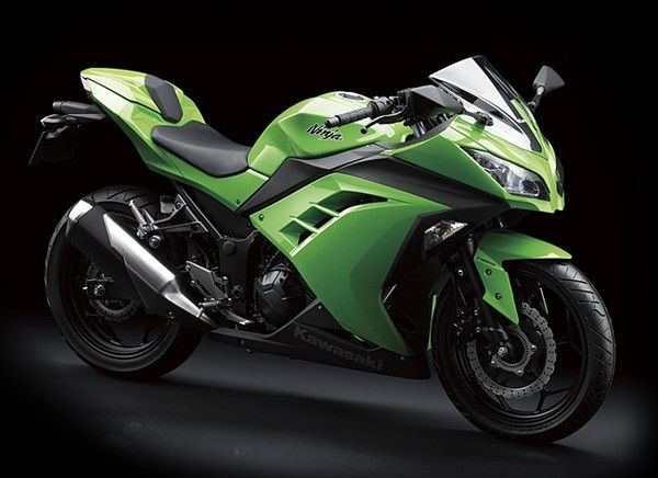 kawasaki ninja 250r 2012. If I find out I like riding I want to start with one of these.
