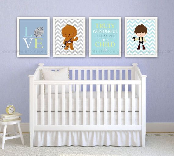 33 Best Star Wars Nursery Images On Pinterest
