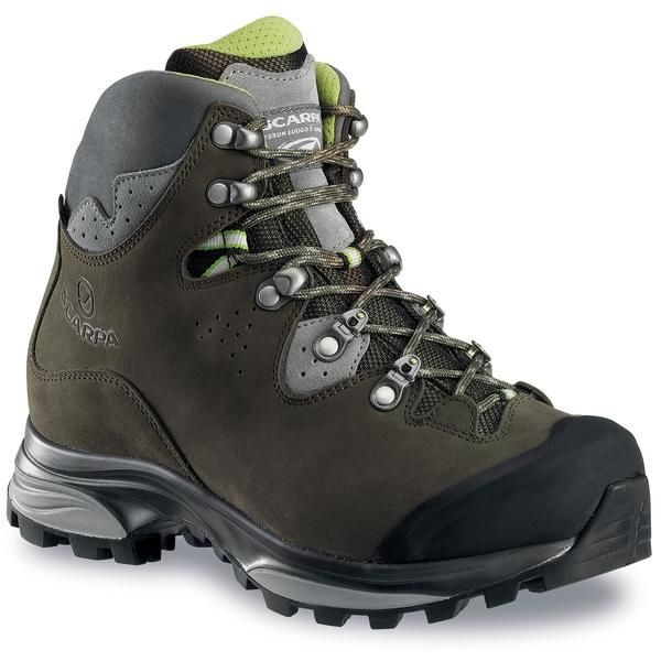 The women's specific Hunza GTX is a medium-weight backpacking boot intended for people who carry moderate loads in technical terrain. It features the Biometric Sole package, which uses a dual-density Polyurethane midsole to map different densities of polyurethane into specific locations to improve both cushioning and precision on the trail. In the upper, an ergonomic V-flex design provides a wide range of ankle motion, and better fit is achieved through use of memory foam inside the boots...