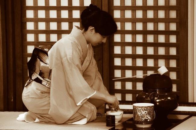 Sadō: Tea Ceremony -- Ceremonia japonesa del té