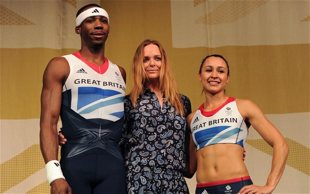 Team GB, Designer Stella McCartney
