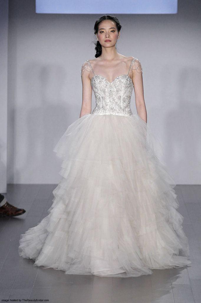 Best Lazaro Wedding Dress Ideas On Pinterest Lazaro Dresses