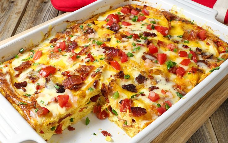 With Father's Day right around the corner and summer break in full swing, there will certainly be many occasions in the coming months suited for an amazing breakfast casserole. I am not a morning person. I really want to be that person that wakes up before the whole family and prepares a fabulous breakfast, but [...]