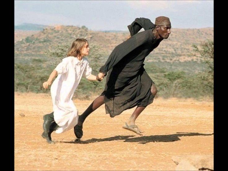 NOWHERE IN AFRICA (NIRGENDWO IN AFRIKA) Lea Kurka, Sidede Onyulo (photo © Bavaria Film International)
