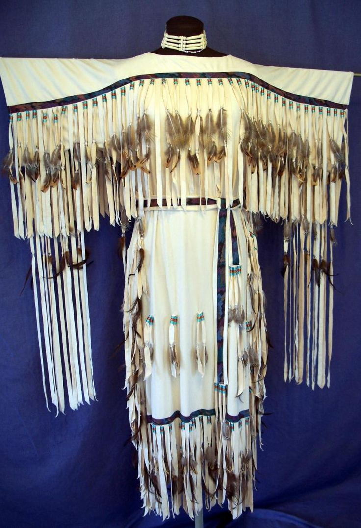 Deer Speaks Softly Designs - Native American Style  Wedding Dresses