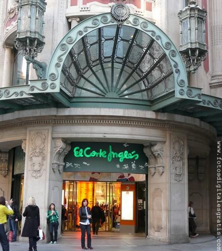 17 best images about barcelona spanje on pinterest - El corte ingles plaza cataluna barcelona ...