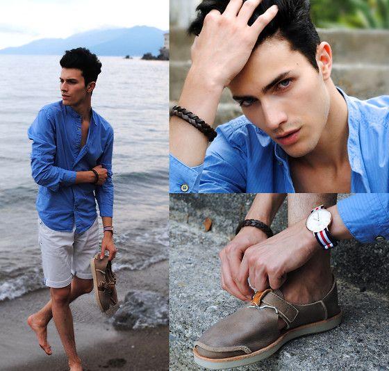 Daniel Wellington, Satorisan, H\u0026M men\u0027s fashion