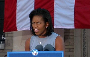 Michelle Obama Angry Black Woman