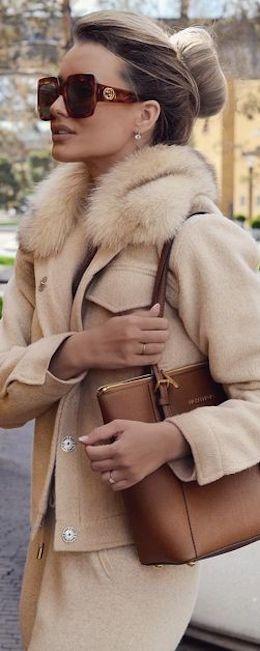 Elegant neutrals #Sunglasses #Sunnies #FashionSunnies