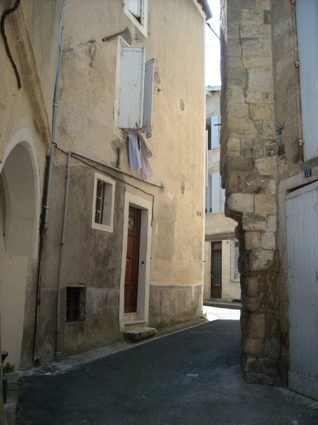 French side street 2