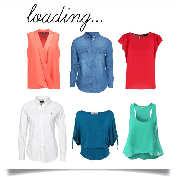 loading by mariacuan on Polyvore featuring moda, Wallis, Dorothy Perkins and New Look