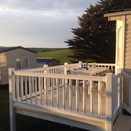 #Holiday caravan in porth newquay #cornwall newquay view #resort 13-20th may 2017,  View more on the LINK: 	http://www.zeppy.io/product/gb/2/252615631678/