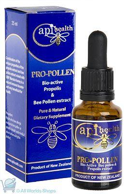 Bee Pro-Pollen Bio-Active Extract -Api Health- 25mls | Shop New Zealand