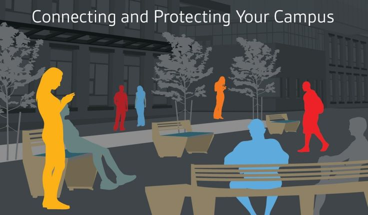 Connecting and Protecting Your Campus with Social Media