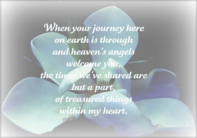 in loving memory quotes | In Loving Memory of my Mom 1930-2010 | Flickr - Photo Sharing!
