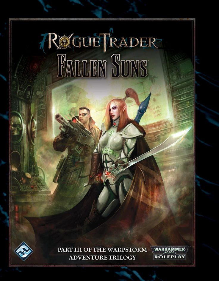 rogue trader 2009 core rulebook pdf
