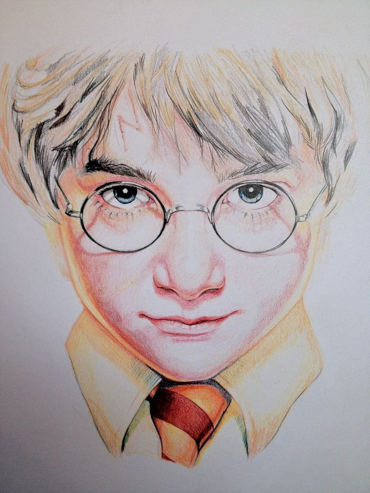 Harry Potter by Sampl3dBeans on deviantART