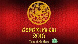 El Blog del alquiler de furgonetas, Cerca Alquiler de Furgonetas: Feliz Año Nuevo Chino 2016    Gong Xi Fa Cai