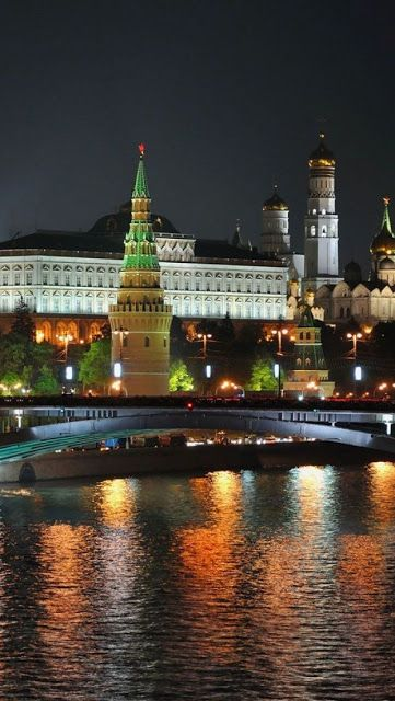 Moscow, Russia.