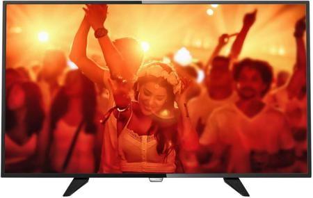 Philips 43PFT4001 (черный)  — 26500 руб. —  ЖК-телевизор Philips 43PFT4001 позволяет сосредоточить внимание пользователя на изображении за счет применения ультратонких рамок экрана, создав ощущение присутствия в кинотеатре. Он использует современные технологии обработки мультимедиа, обеспечивающие насыщенную цветопередачу, высокую детализацию и глубокие темные оттенки. Всегда качественное изображение. Система цифрового шумоподавления Digital Crystal Clear помогает сохранять четкость…