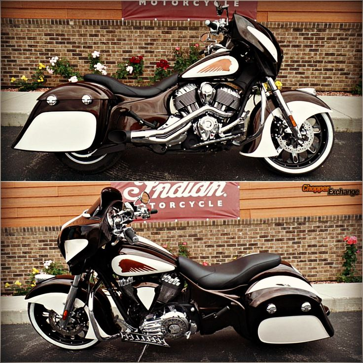 FOR SALE 2014 Indian Chieftain | Indian Motorcycle Sturgis |  Only 15 mi |  For more photos and full details click the image go to www.ChopperExchange.com/457090 |