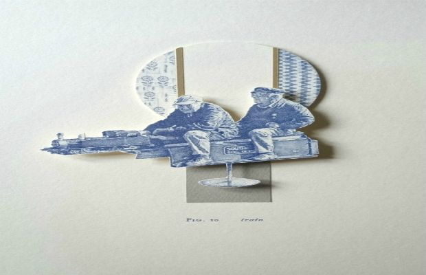 Meet Greg Gilbert biro miniatures | Boca do Lobo's inspirational world | Exclusive Design | Interiors | Lifestyle | Art | Architecture | Fashion