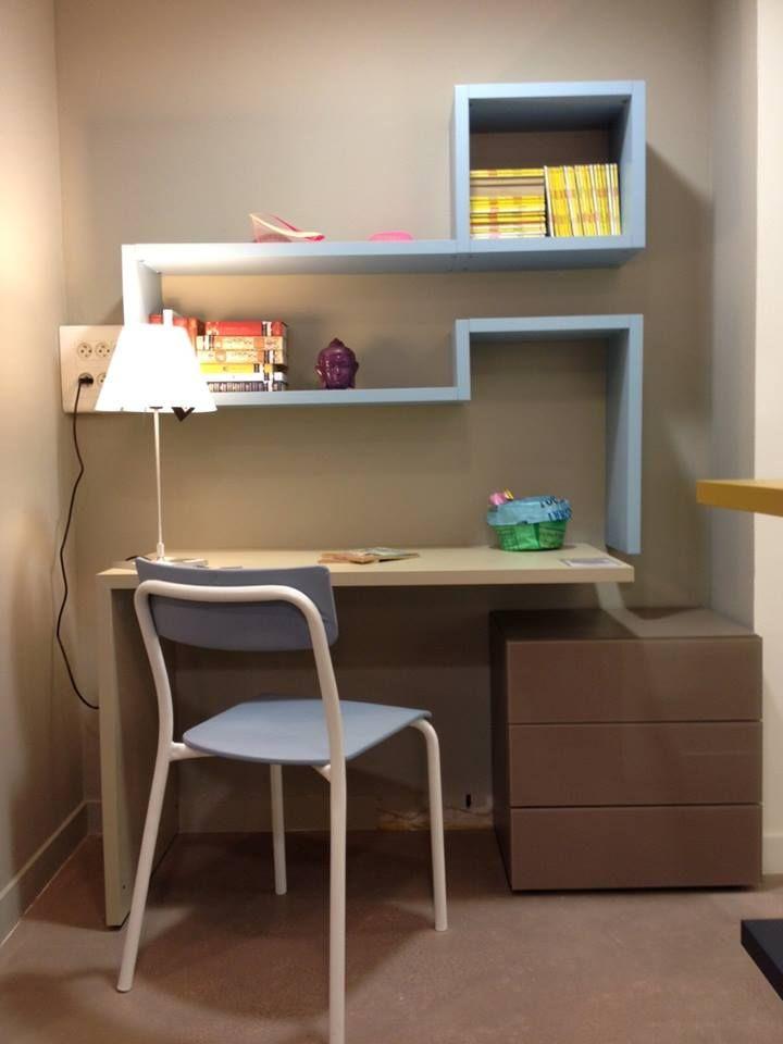 Lagolinea #desk °°° #interiordesign for your kids #bedroom °°° #Homedecor