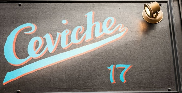 Ceviche London Restaurant