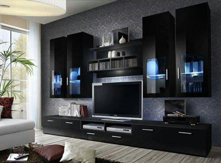 Living Room Furniture Wall Units Collection Fascinating 103 Best Wall Units Images On Pinterest  Wall Units . 2017