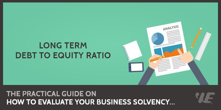 Long Term Debt to Equity Ratio  Read the full article on our website: http://rebrand.ly/lzol  #FinancialRatioAnalysis, #SolvencyRatio
