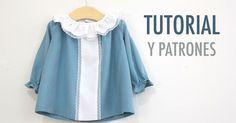 Tutorial de costura: cómo hacer un vestido de niña