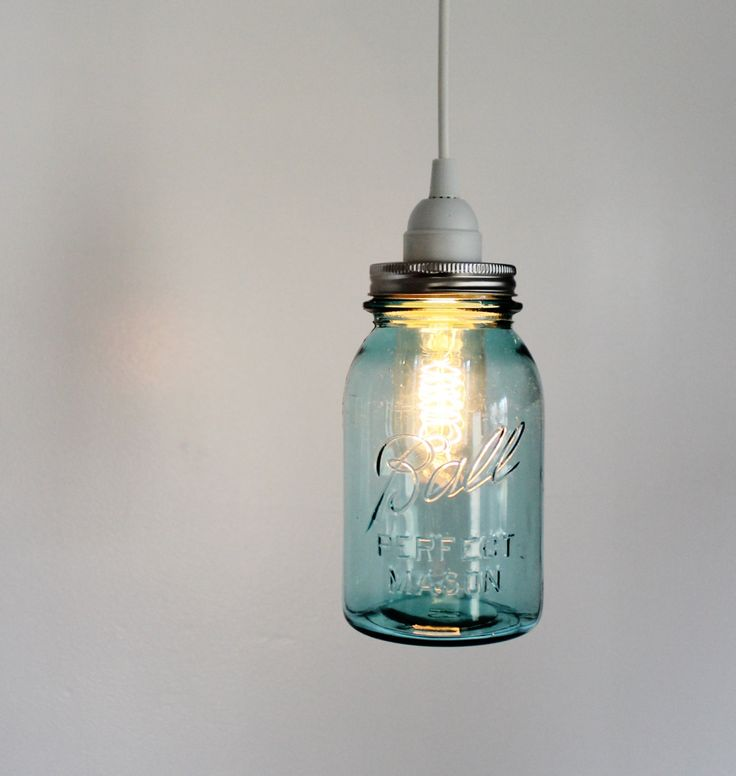Best 25 blue pendant light ideas on pinterest blue glass lamp mason jar light aqua ocean blue sea glass modern industrial swag lamp handcrafted upcycled bootsngus hanging pendant lighting fixture aloadofball Image collections