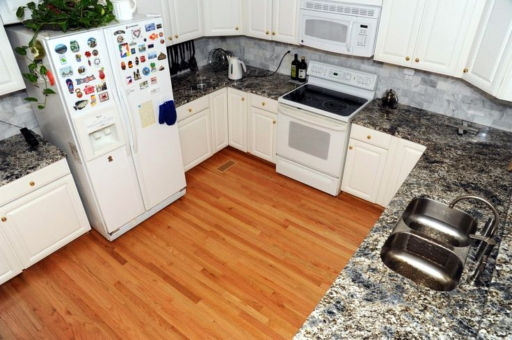 Pinterest White Kitchen Countertops