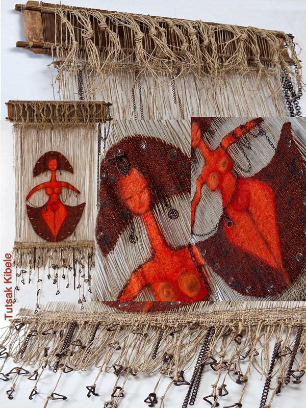 'Simla Uğur' Dokuma Resim Sergisi  27 Şubat 2014 –11 Mart 2014 Bahariye Sanat Galerisi