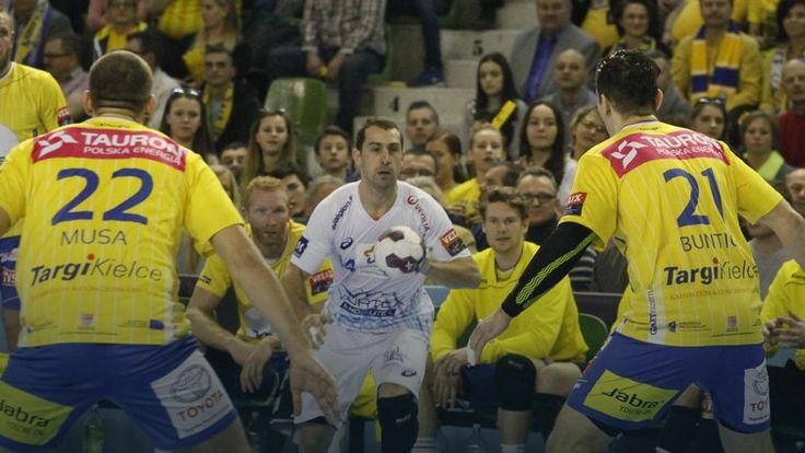 Vive Tauron Kielce - Montpellier Agglomeration HB: twierdza Kielce padła, mistrzowie Polski w ćwierćfinale
