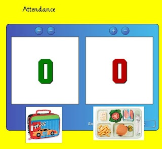 May Lunch Counts Smart Board Notebook. Want an interactive way to take attendance and lunch count! FREEBIE- Download monthly lunch counts. http://iintegratetechnology.blogspot.com/2012/04/may-smart-board-interactive-lunch.html