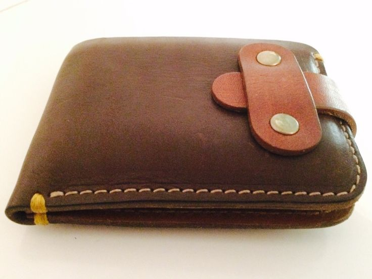 Luca Jaime wallet made by LeatherLab