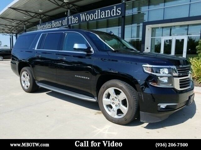 Ebay Advertisement 2015 Chevrolet Suburban Ltz Black Chevrolet