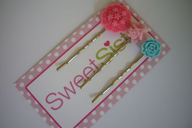 Sweet Sista Hair Pin Sets