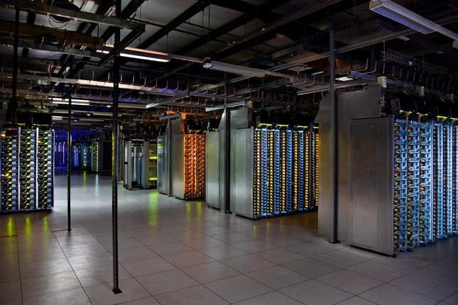 Google Data Center Design 9.
