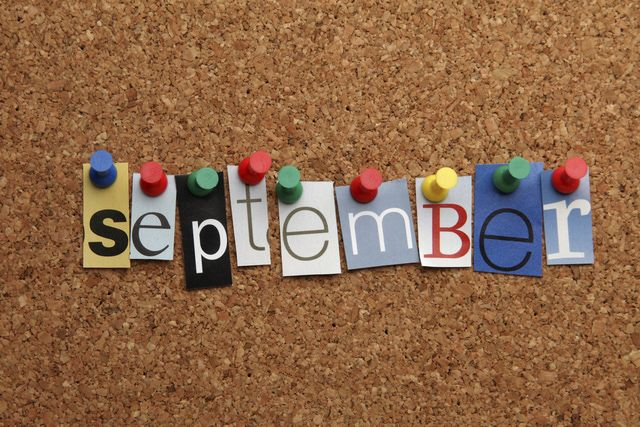 Here you will find a list of September themes, holidays, and events with correlating activities for elementary students.